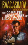 Cover of the 2001 Science Fiction Book Club omnibus edition of the Lucky Starr novels