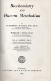 Cover of Biochemistry and Human Metabolism