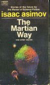 Cover of The Martian Way and Other Stories