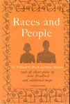 Cover of Races and People