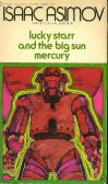 Cover of Lucky Starr and the Big Sun of Mercury