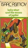Cover of Lucky Starr and the Moons of Jupiter