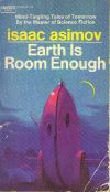 Cover of Earth is Room Enough