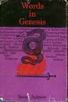 Cover of Words in Genesis