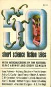 Cover of Fifty Short Science Fiction Tales