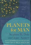 Cover of Planets For Man