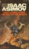 Cover of Eight Stories from the Rest of the Robots