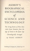 Cover of Asimov's Biographical Encyclopedia of Science and Technology