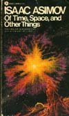 Avon cover of Of Time and Space and Other Things