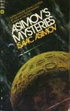 Cover of Asimov's Mysteries