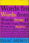 Cover of Words From History