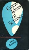 Cover of Great Ideas of Science