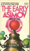 Cover of The Early Asimov, Book One