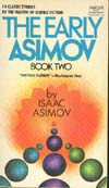 Cover of The Early Asimov, Book Two
