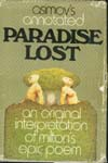 "Cover of Asimov's Annotated ""Paradise Lost"""