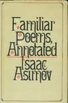 Cover of Familiar Poems, Annotated
