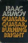 Cover of Quasar, Quasar, Burning Bright