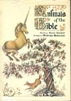 Cover of Animals of the Bible