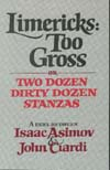 Cover of Limericks: Too Gross (w/John Ciardi)