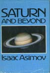 Cover of Saturn and Beyond