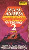 Cover of Isaac Asimov Presents the Great SF Stories 2, 1940