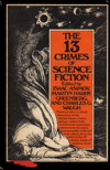 Cover of The Thirteen Crimes of Science Fiction