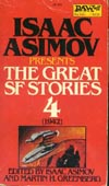 Cover of Isaac Asimov Presents the Great SF Stories 4, 1942