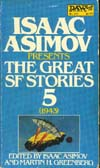 Cover of Isaac Asimov Presents the Great SF Stories 5, 1943