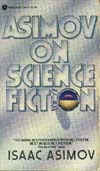 Cover of Asimov On Science Fiction