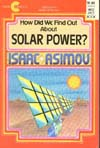 Cover of How Did We Find Out About Solar Power?
