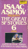 Cover of Isaac Asimov Presents the Great SF Stories 6, 1944