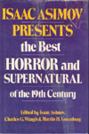 Cover of Isaac Asimov Presents the Best Horror and Supernatural Stories of the 19th Century
