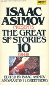 Cover of Isaac Asimov Presents the Great SF Stories 10, 1948