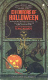 Cover of Thirteen Horrors of Halloween