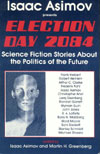 Cover of Election Day 2084: Science Fiction Stories on the Politics of the Future
