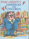 Cover of Isaac Asimov's Limericks For Children