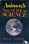 Cover of Asimov's New Guide to Science