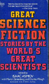 Cover of Great Science Fiction Stories by the World's Great Scientists