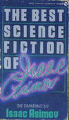 Cover of The Best Science Fiction of Isaac Asimov