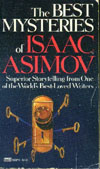Cover of The Best Mysteries of Isaac Asimov