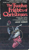 Cover of The Twelve Frights of Christmas