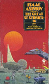 Cover of Isaac Asimov Presents the Great SF Stories 16, 1954