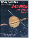 Cover of Saturn: The Ringed Beauty