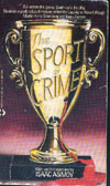 Cover of The Sport of Crime