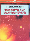 Cover of The Birth and Death of Stars