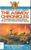 Cover of The Asimov Chronicles, Volume 2