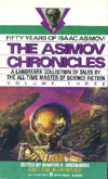 Cover of The Asimov Chronicles, Volume 3