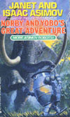 Cover of Norby and Yobo's Great Adventure