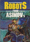 Cover of Robots from Asimov's