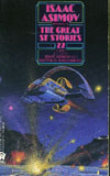 Cover of Isaac Asimov Presents the Great SF Stories 22, 1960